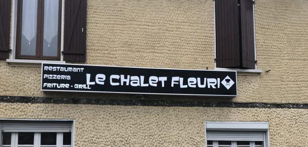 Le Chalet Fleuri