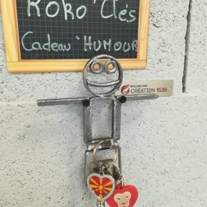 Porte clés humoristique
