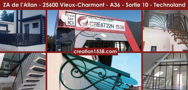 CREATION1538