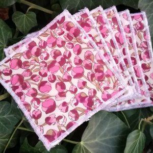 Lingette fleur Fushia